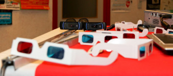 Tentoonstelling en achtergronden 3D